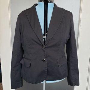 New York & Co Black Blazer Suit Jacket